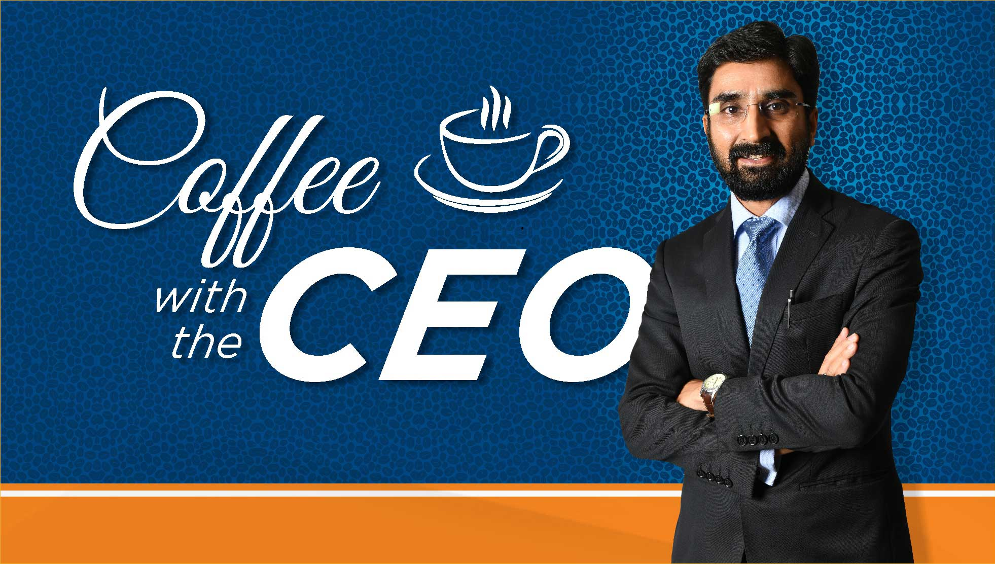 Coffee with the CEO